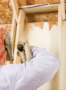 Long Beach Spray Foam Insulation Services and Benefits