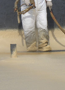 Long Beach Spray Foam Roofing Systems